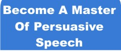 persuasion speech